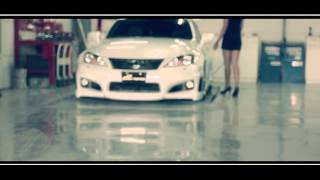 Air Force Suspension │ Lexus IS250 Use of high-level AirFORCE air suspension.