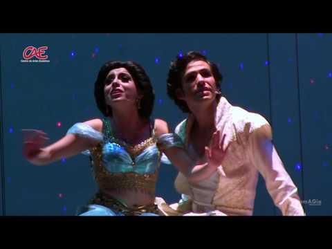 (CAE-2016)  Aladdin el Musical / Un Mundo Ideal
