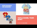Top 12 Daniel Tiger Shirt // Kids Fashion On Amazon