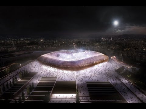 Fiorentina unveil new stadium plans | Fiorentina Nuovo Stadio
