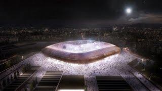 Fiorentina unveil new stadium plans | Fiorentina Nuovo Stadio