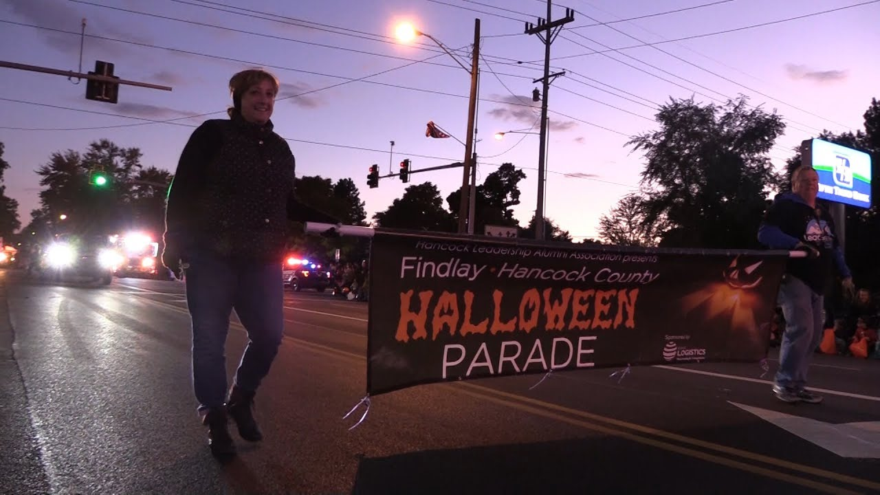 VIDEO: The 2018 Findlay Halloween Parade | The Courier