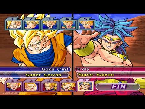 SOLO SUPER SAIYANS Dragon Ball Z Budokai Tenkaichi 3 Latino