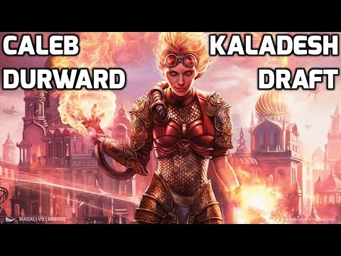 Channel CalebD - Kaladesh Draft (Match 2)