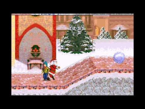 12 Retro Christmas Video Games