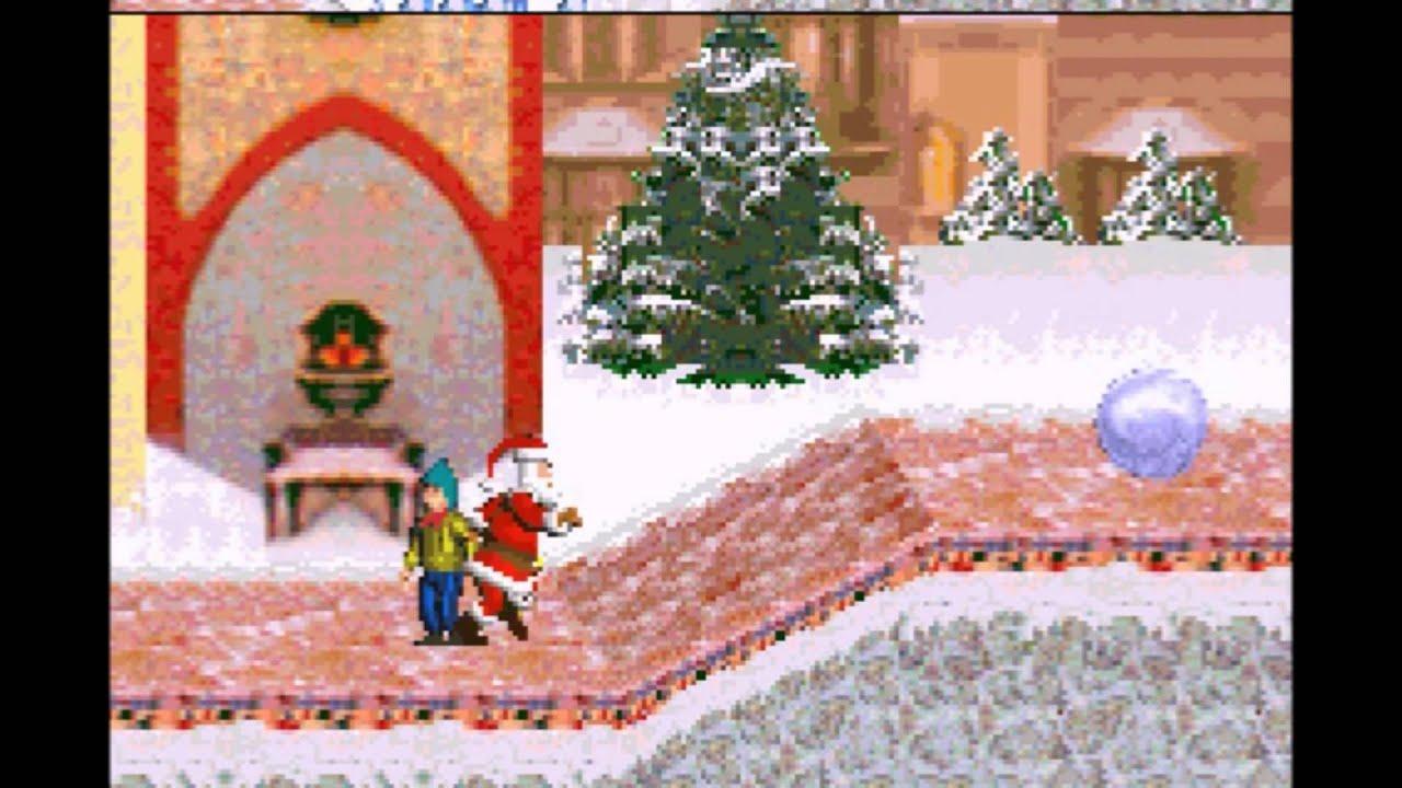 12 Retro Christmas Video Games - YouTube