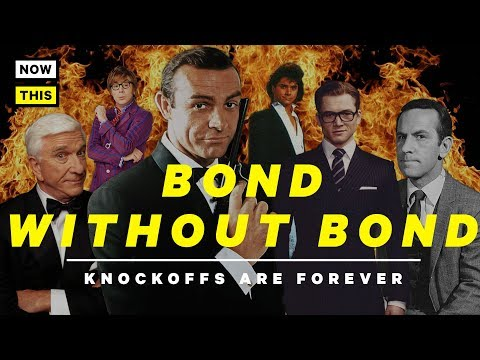 Bond Without Bond: Knockoffs Are Forever | NowThis Nerd