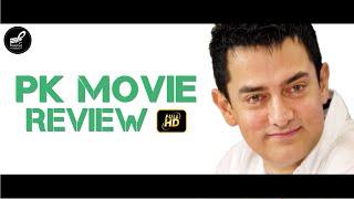 PK Hindi Movie Review - Aamir Khan, Anushka Sharma, Rajkumar Hirani