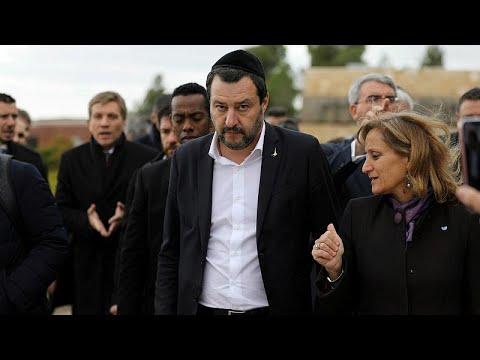 انتقادات لنائب رئيس الوزراء الإيطالي لوصفه حزب الله -بالإرهابيين-…  - نشر قبل 2 ساعة