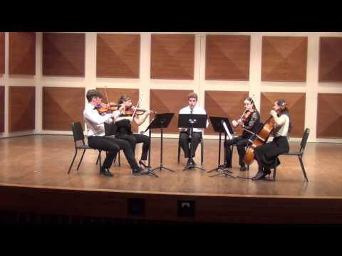 Mozart - Clarinet Quintet in A K581
