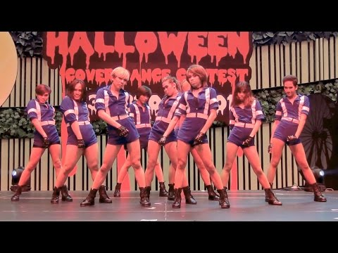 151030 Exodia Project cover KPOP - Catch Me If You Can (SNSD) @Teen Pointer Halloween 2015