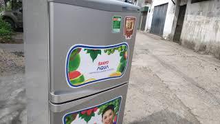 Tủ lạnh sanyo 145 lít giá chỉ 1tr500k
