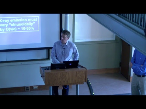Zoltan Haiman - Stephen Murray Distinguished Lecturer (05/09/2018)