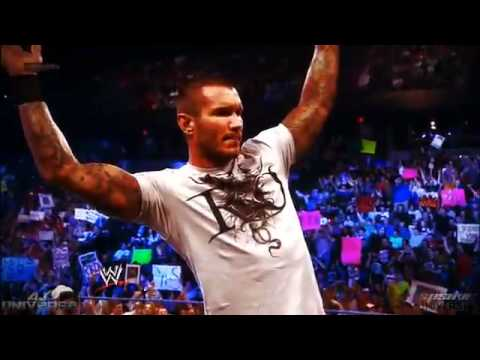I hear voices in my head randy orton