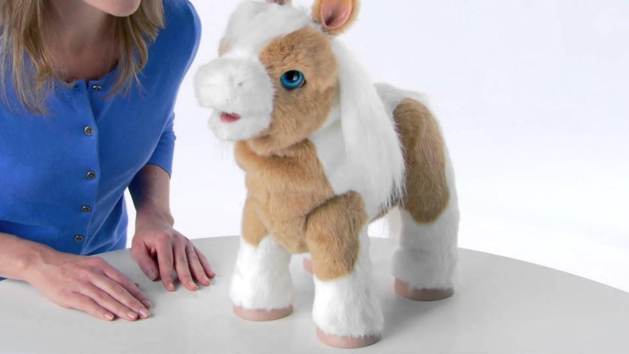 Furreal Butterscotch Horse
