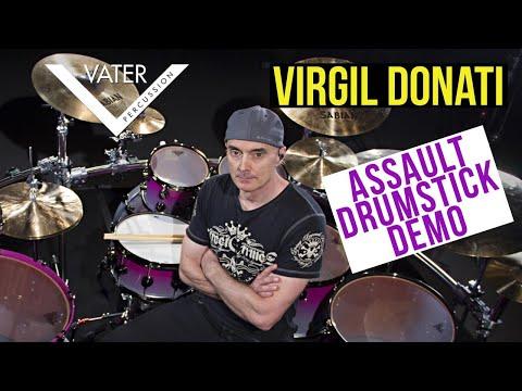 Vater Percussion - Virgil Donati's Assault