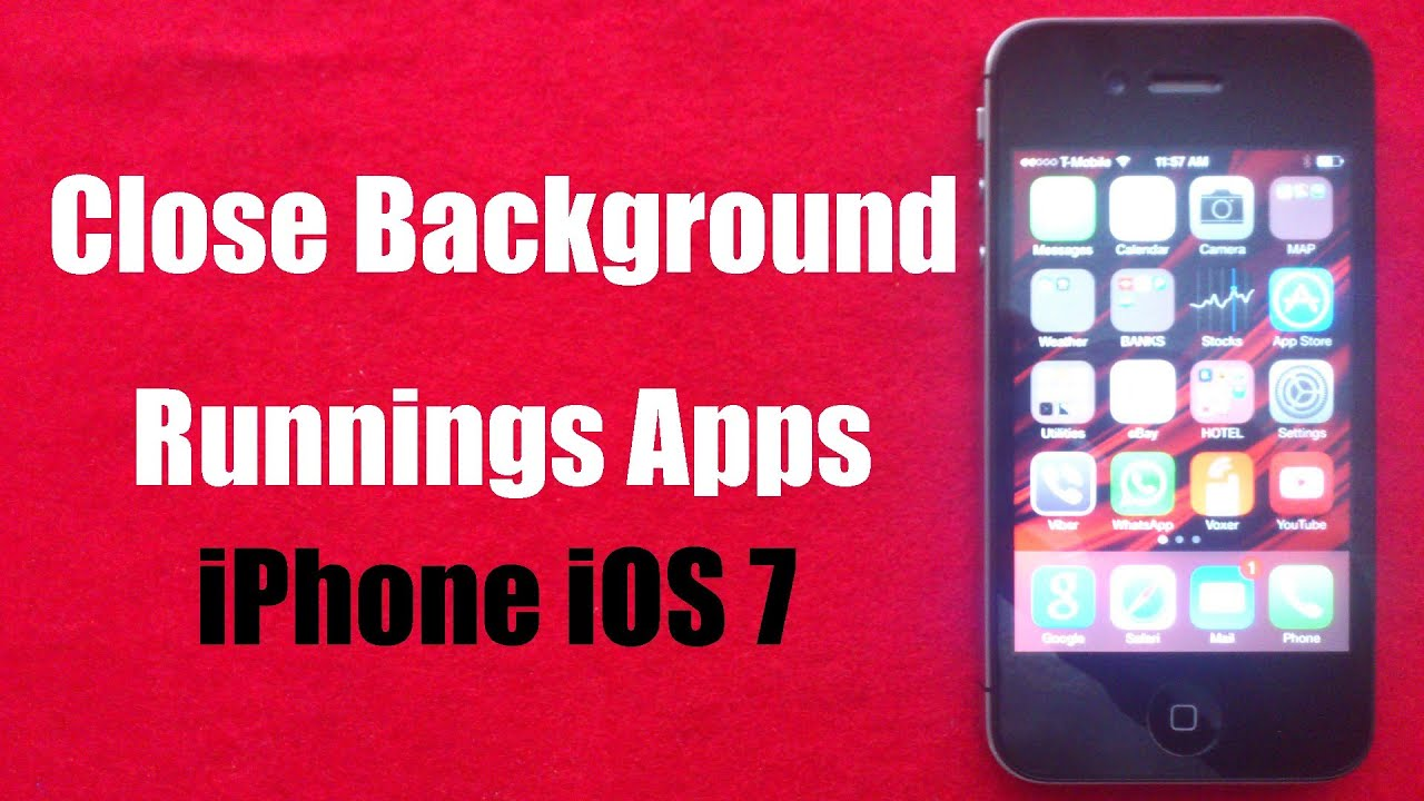 closing apps on iphone background running apps on iphone ios7 1473