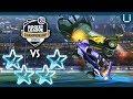 1 RLCS Pro vs 4 Plat 1s | ft. Lethamyr