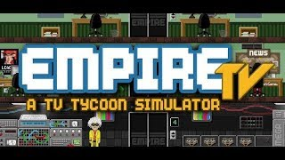 Empire Tv Tycoon  Tv Producer Game!  Game Spotlight