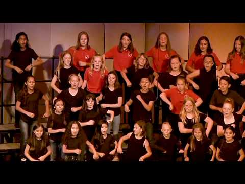 Grace Miller and La Verne Heights Elementary School Spring Concert May 15, 2019
