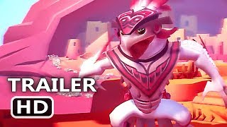PS4 - Brawlout Gameplay Trailer (2018)