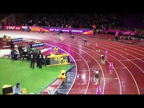 Phyllis Francis wins  400m Women Final IAAF World Champs London 2017