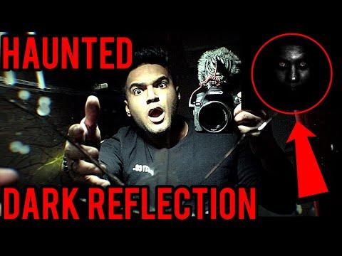 DO NOT PLAY DARK REFLECTION RITUAL AT 3AM!! | Dark Reflection Ritual