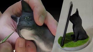 불독 리얼도색 - 3D프린터를 이용한 폰거치대 만들기 …