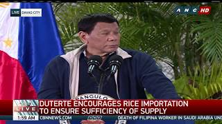 WATCH: ABS-CBN News Live Coverage | 29 April 2018