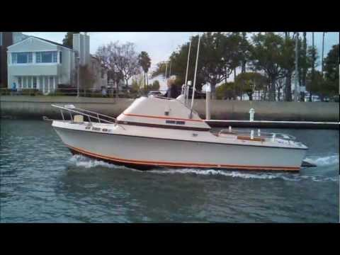 24 Skipjack Flybridge 454 Youtube
