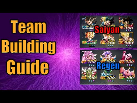 Dragon Ball Legends Guide How To Make Good Teams