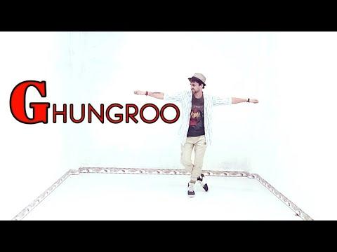 ghunghroo-toot-gaye-|-hrithik-roshan-|-war-|-arijit-singh,shilpa-rao-|-dance-by-sanju-prajapati
