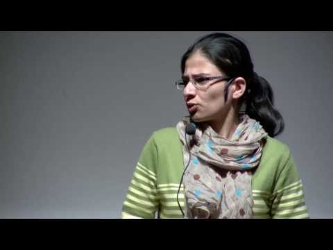 Copy/paste mentality that kills creativity: Mariam Shareefy at TEDxKabul