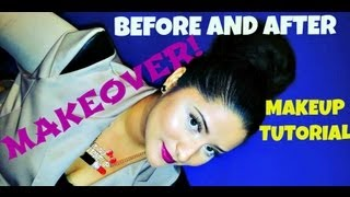 BEFORE & AFTER MAKEOVER BY GUATEMALANHOTMAMA1 Thumbnail