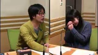 鷲崎健と田所あずさ「バカになさってますか?(笑)」
