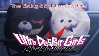 Danganronpa Another Episode: Ultra Despair Girls - True Ending and Epilogue {English, Full 1080p HD}