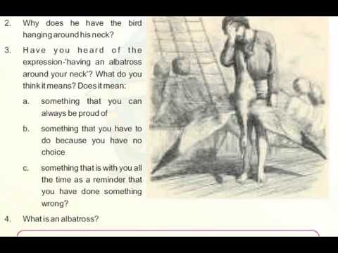 Class 10 Poem 5 The Rime Of The Ancient Mariner Part 1 Hindi Explanation