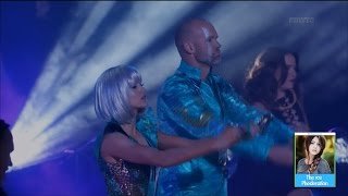 Dancing with the Stars 24 - David Ross & Lindsay | LIVE 5-1-17