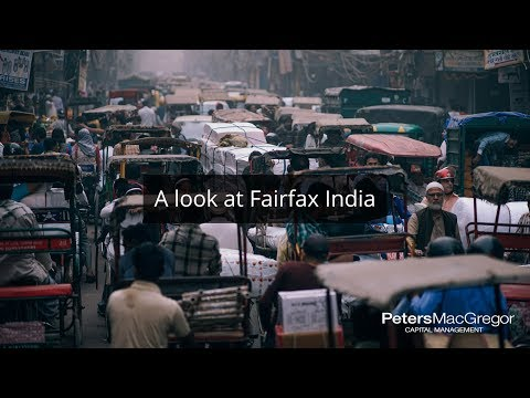 A look at Fairfax India