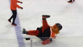 Flyers new mascot