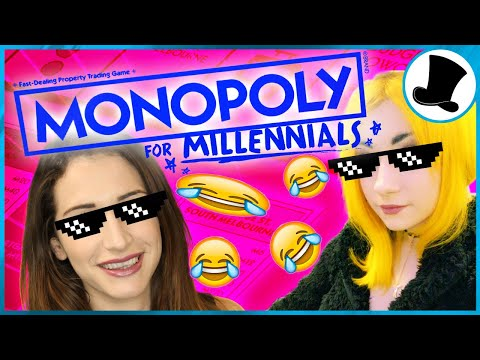 Millennial Monopoly With Bouphe & Lydia! (Part 2 Of 2)