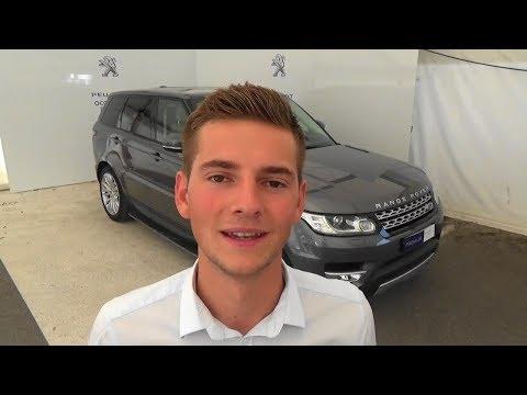 LAND-ROVER Range Rover Sport TDV6 3.0 HSE Mark I