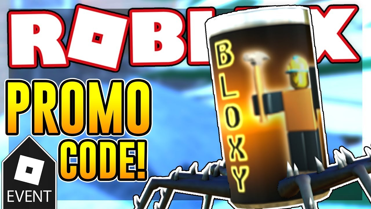 NEW PROMO CODE FOR THE SPIDER COLA | Roblox - YouTube