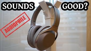 sony mdr 1000x wireless headphones in depth audiophile review unboxing   dhrme 14