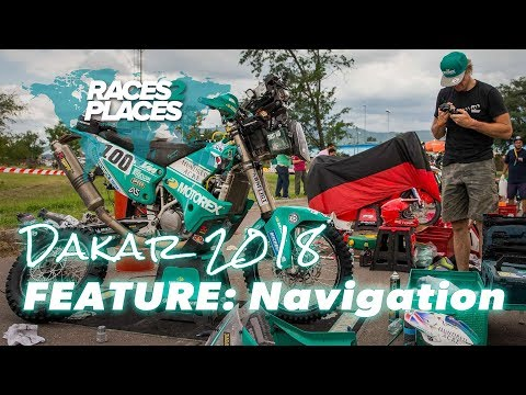 Lyndon Poskitt Races To Places Dakar 2018: Feature Episode - Navigation