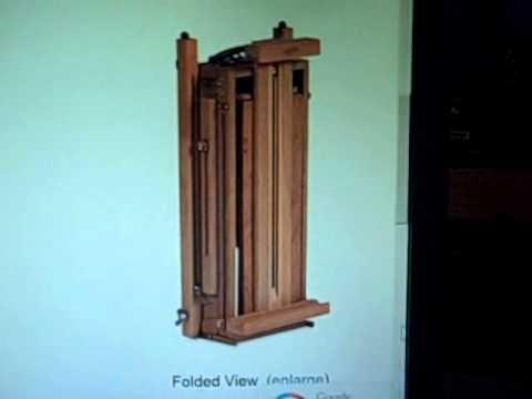 FOR SALE Mabef Sketchbox Easel M-22