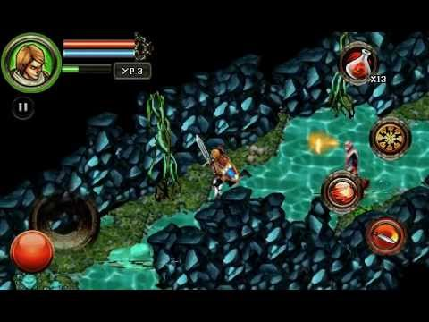 Dungeon Hunter 3 [JAVA Touch]