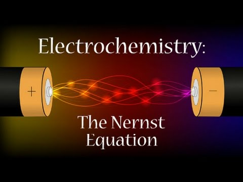 chm096 tutorial 6 electrochemistry Electrochemistry is the study of reactions in which charged particles (ions or  2  electrochemical cells 6 galvanic cell a typical cell might consists of.