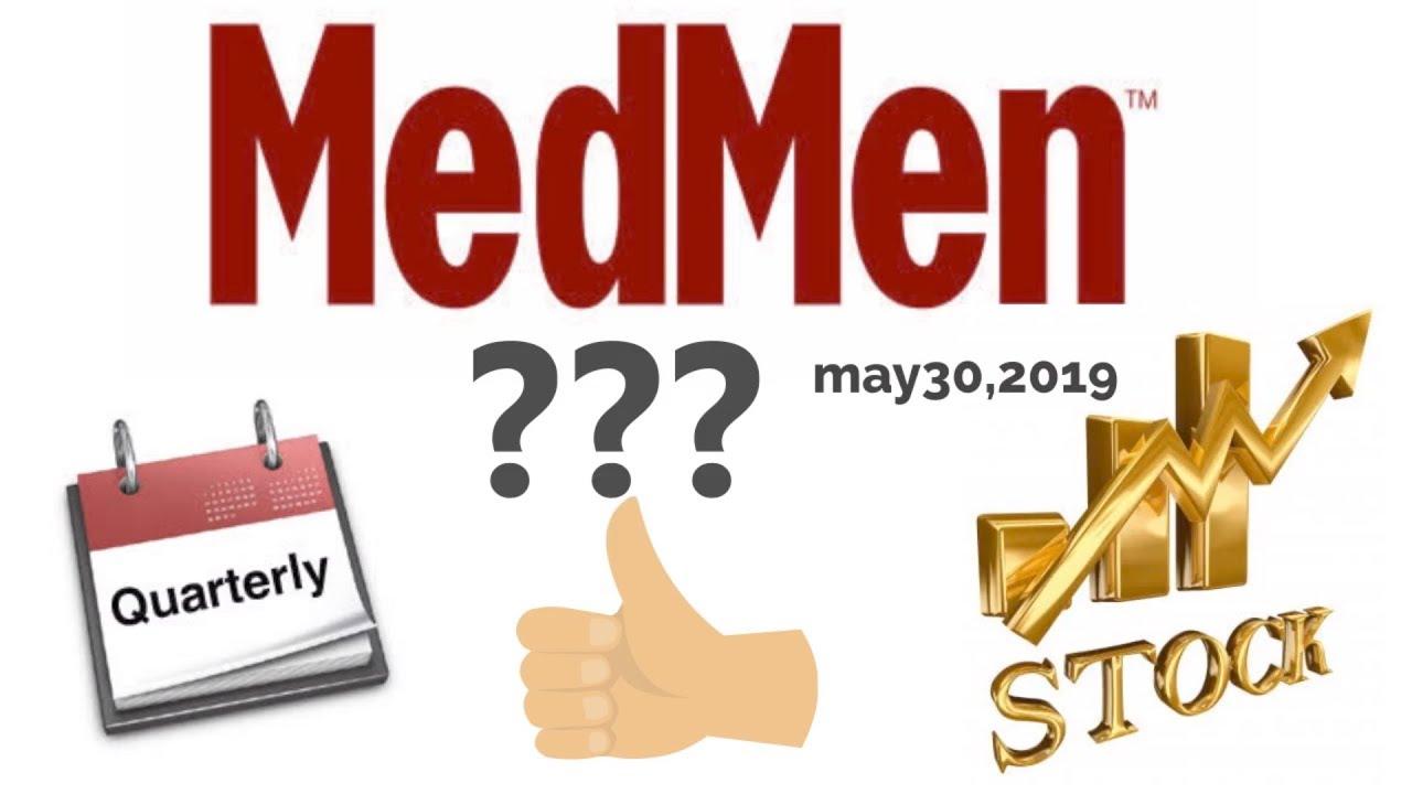 Medmen stock will skyrocket on May 30,2019???