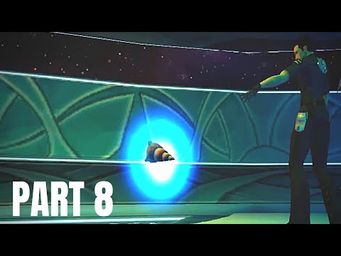 Advent Rising - Part 8 - Discovering Inner Powers  